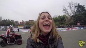 La terza giornata del Motorshow di Bologna raccontata da Moko, Bryan e Valeria