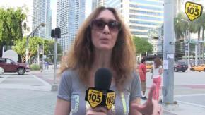 """Vicky: """"I grattacieli di Miami downtown.."""""""