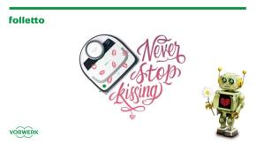Never Stop Kissing