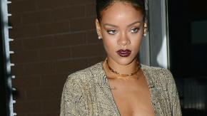 Rihanna è finalmente al lavoro sul suo prossimo album