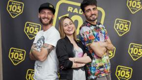 Valeria, Bryan, Moko: le prime foto ufficiali dei tre inviati a Expo di Radio 105 e Radio McDonald's