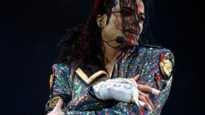 Michael Jackson: all'asta il suo guanto bianco