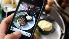L'App che conta le calorie del cibo che postate su Instagram