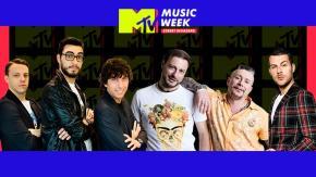 "CON RADIO 105 ALLA ""MTV MUSIC WEEK""!"