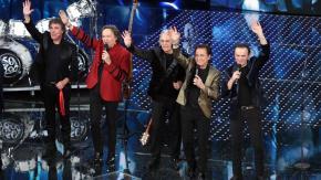Sanremo 2016: i Pooh travolgono l'Ariston