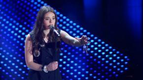 """Francesca Michielin commuove e si commuove con """"Il mio canto libero"""""""