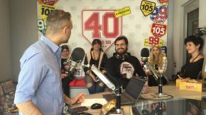 Guarda il video del Radio 105 Twix Day