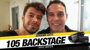 105 Backstage Max Baffa