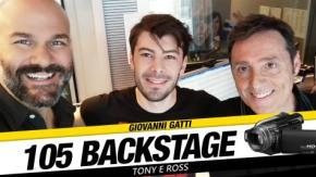 """""""105 Backstage"""": come si diventa.. 105 Friends!"""
