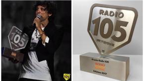 Il Premio Radio 105 lo vince Ermal Meta!