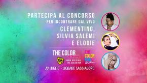 Prova a vincere il Meet&Greet con Elodie, Clementino e Silvia Salemi e partecipa all'estrazione del premio finale!