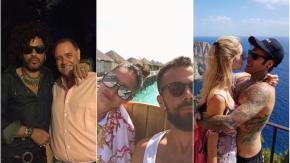 Dove vanno in vacanza i cantanti? Ecco le loro destinazioni per l'estate 2017