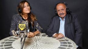 Radio Costanzo Show torna e raddoppia nel weekend di Radio 105