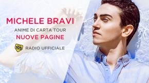 Radio 105 in tour con Michele Bravi