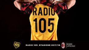 """Regolamento: """"CON RADIO 105 ALLA GIORNATA ROSSONERA!"""""""