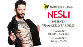 Nesli: in arrivo due date speciali a Roma e Milano