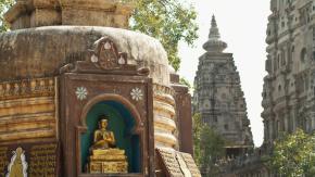 Scoperti in Cina i resti di Buddha