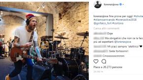 """Jovanotti, secondo assaggio di """"Oh, Vita"""": ecco """"Paura Di Niente"""""""