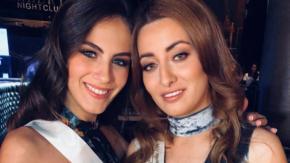Il web si divide per la foto di Miss Iraq e Miss Israele
