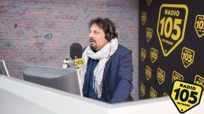 Enrico Brignano a 105 Mi Casa, le foto