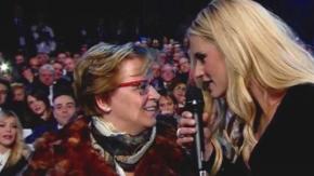 Sanremo: la signora Rosa raaggiunge i 19mila follower grazie alla Hunziker
