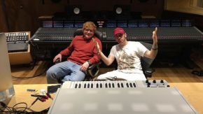 "Eminem: online il video di ""River"" con Ed Sheeran"