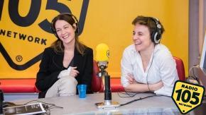 Cristiana Capotondi e Michela Cescon a 105 Mi Casa: le foto