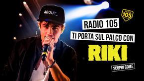 Vorresti partecipare al concerto di Riki a Milano e salire sul palco con lui?