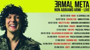Ermal Meta: ecco le date del nuovo tour