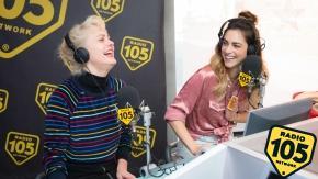 Miriam Leone e Marina Rocco a 105 Friends: le foto