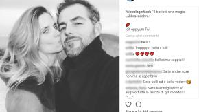 Ecco dove (e quando) si sposeranno Daniele Bossari e Filippa Lagerback