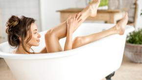 Un bagno caldo farebbe bruciare le stesse calorie di una camminata di 30 minuti