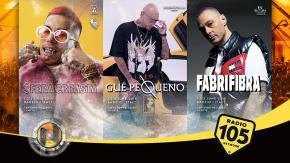 Nameless Music Festival 2018, le line-up definitive del Main Stage e del Radio 105 Stage