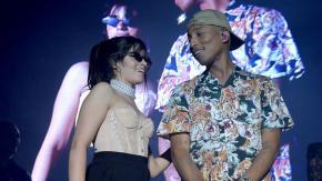 Camilla Cabello, sorpresa al concerto di Los Angeles: sul palco sale Pharrell Williams