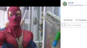 Lavavetri travestito da Spiderman condannato a 105 anni per pedopornografia
