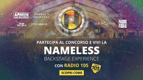 """Partecipa al concorso e prova a vincere la nostra """"Backstage Experience"""" al Nameless Music Festival 2018"""