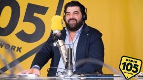Antonino Cannavacciuolo a 105 Friends: guarda le foto