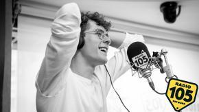 Lost Frequencies a 105 InDaKlubb: le foto dell'intervista