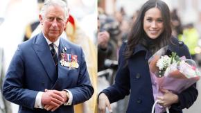 Meghan Markle sarà accompagnata all'altare dal principe Carlo