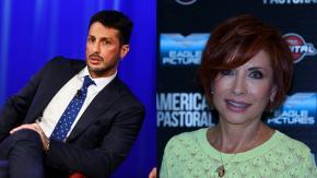 """Fabrizio Corona in onda contro Alda D'Eusanio: """"Mi hai leccato il culo per cinque anni"""""""