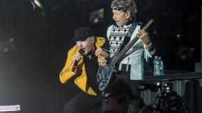 Vasco Rossi, malore per il suo bassista Claudio Golinelli a pochi giorni dall'esordio del tour