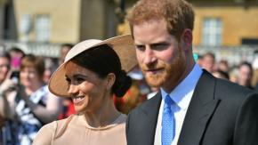 Prima uscita ufficiale da sposati per Harry e Meghan: al party del principe Carlo