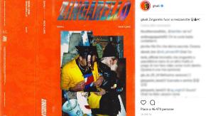 """Ghali, fuori il singolo con Sick Luke: ecco """"Zingarello"""""""
