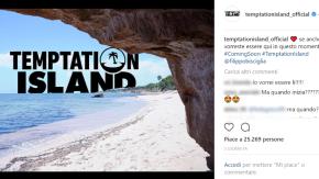 Ecco qual è la terza coppia di Temptation Island