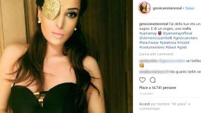 Gessica Notaro dedica un post dolcissimo al suo medico