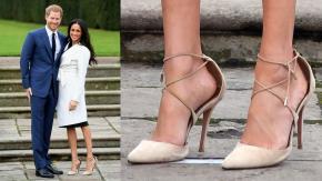 Ecco perché Meghan Markle indossa scarpe troppo grandi
