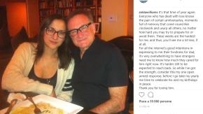 """La figlia di Robin Williams ai fan del padre: """"Cercate di diffondere risate e gentilezza"""""""
