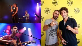 Radio 105 al Giffoni Film Festival: le foto della quinta giornata con Max Gazzè, Lodovica Comello e Diodato