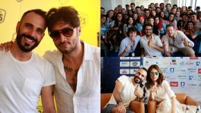 Radio 105 al Giffoni Film Festival: le foto della sesta giornata con Fabrizio Moro