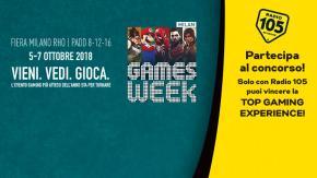Vuoi vivere un'esclusiva Top Gaming Experience alla Milan Games Week 2018? Gioca con noi e incrocia le dita